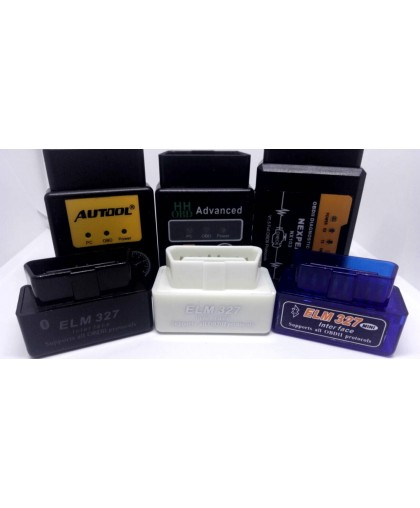 OBDII сканер ELM 327 купить по доступной цене в Авточекерс