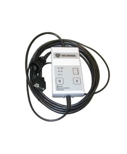 Диагностический сканер Scania VCI 1