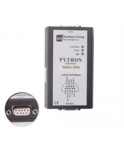 Дигностический сканер Python Nissan Diesel