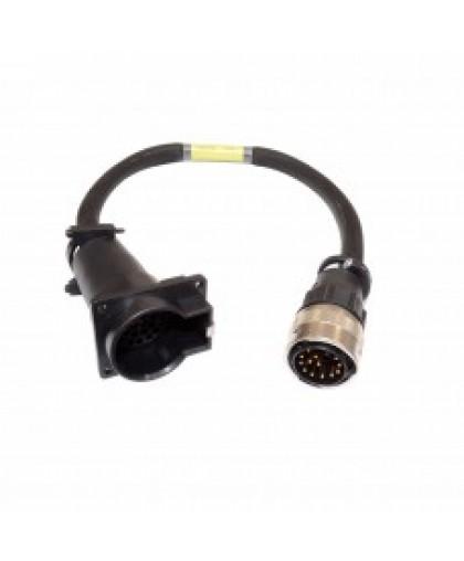 Диагностический кабель 30 pin для Iveco Easy