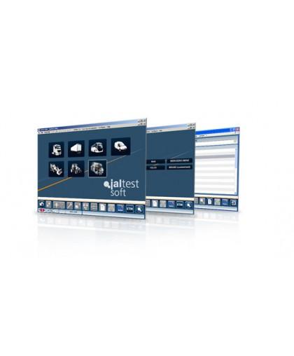 Обновление ПО Jaltest Soft AGV для спец техники