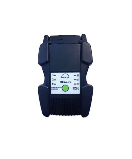 MAN T200 - дилерский автосканер для техники MAN