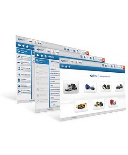 Программный модуль Jaltest Soft AGV для сельхозтехники
