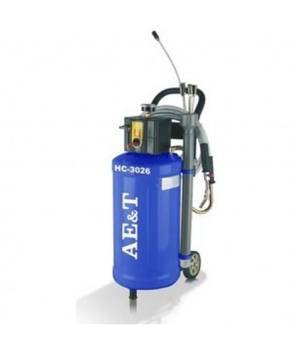 Установка для замены масла и антифриза AE&T HC-3027, 30л