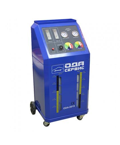 ODA 2015 - Электрическая установка для замены масла в АКПП