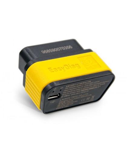 Диагностический сканер Launch Easydiag – устройство для обнаружения неполадок