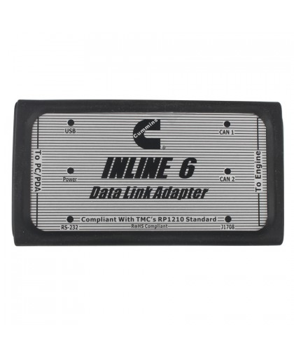 Cummins Inline 6 - сканер д..