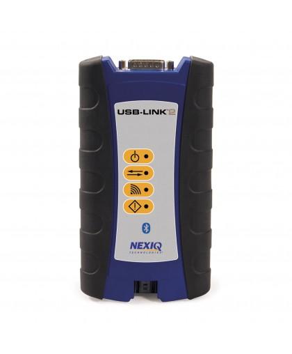 Nexiq 124032 USB-Link 2 Bluetooth — автосканер для грузовиков из Штатов