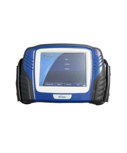 XTOOL PS2 HD - Диагностический сканер для коммерческого транспорта