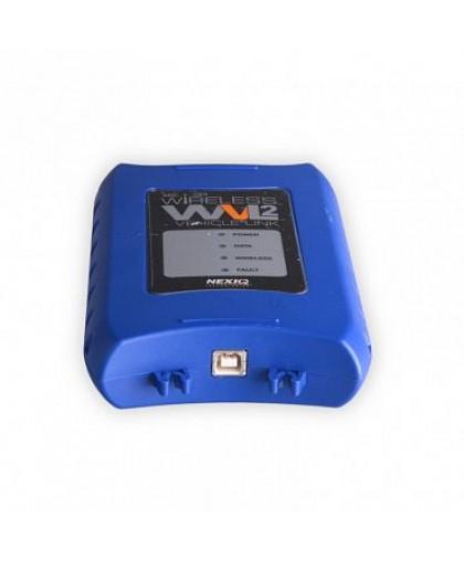 Nexiq 129048 Wireless Vehicle Link 2 — автосканер для диагностики американских грузовых автомобилей